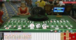 ไฮโล sicbo m8bet casino