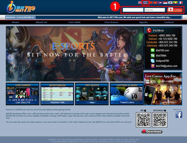 ibet789 online